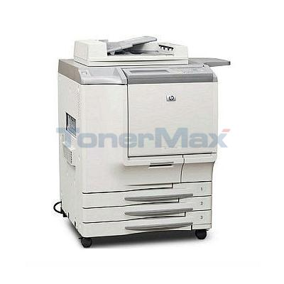 HP Color LASERJET 9850-mfp